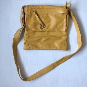 Handbags - Mustard Purse in Great condition